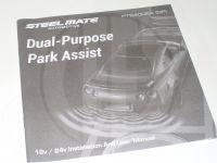 Przednie czujniki Parkowania SteelMate PTS400EX DP